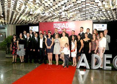 La ADEC distinguió y premió a las empresas sobresalientes del 2018