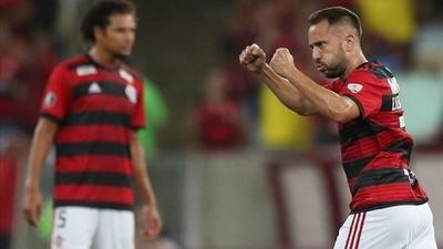 HOY / Flamengo vence al Liga de Quito y asume el liderato del Grupo D
