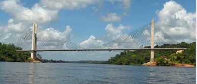 Anuncian que darán celeridad a construcción de puentes que unirán nuestro país con Brasil