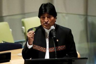 Evo Morales afirma en la ONU que la guerra contra las drogas ha fracasado
