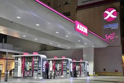 Axion transfirió su negocio de estaciones de servicio a  Copetrol