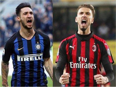"Milan-Inter, derbi por la ""Champions"""