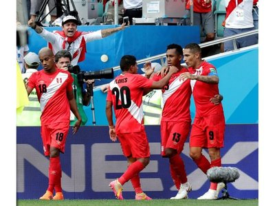 Perú se despide con sólida victoria frente a Australia
