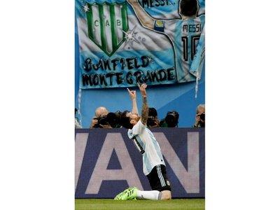 """""""Yo sabía que Dios está con nosotros"""", afirma Lio Messi"""