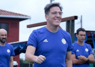 Berizzo selecciona a seis jugadores locales para amistosos