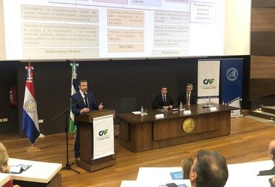 Paraguay con un ambiente favorable para impulsar la productividad, destaca reporte del CAF