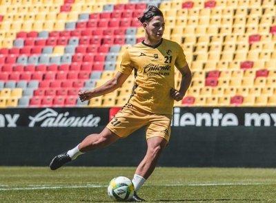 Sebastían Ferreira volverá a la acción
