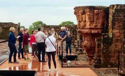 Crece el número de turistas de países nórdicos atraídos por el Paraguay