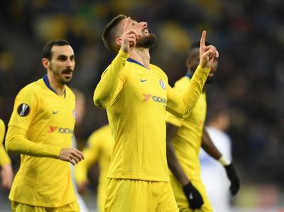 Chelsea avanza a cuartos tras golear al Dinamo Kiev en Ucrania