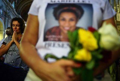 Brasil homenajea a Marielle Franco un año después de su asesinato