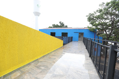Centro de Atención Integral brindará protección a más de 300 niños del Mercado de Abasto