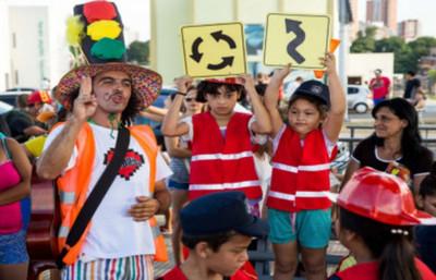 Niños y niñas de Atyrá aprenderán sobre seguridad vial
