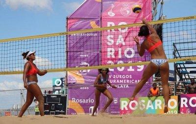 Paraguay, a la arena