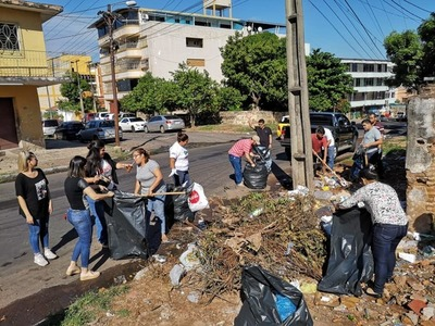 """""""Challenge"""" ambiental en Villarrica"""