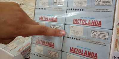 Centro Educativo Municipal en la ruina y hallan cajas de leche vencida a días del inicio de clases