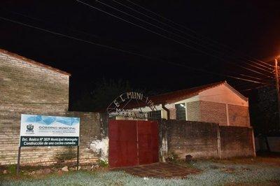 Policía detiene a cuatro personas que asaltaron escuela en Villa Elisa – Prensa 5