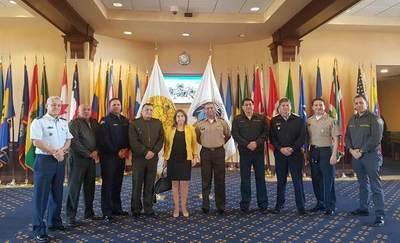 Viceministra de Defensa destaca rol de la mujer en la consolidación de la paz