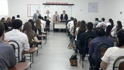 Eligen a nuevo actuario para juzgado Penal de Pilar