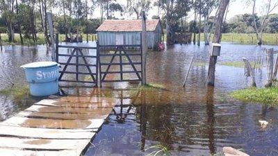 SEN brinda asistencia a varias familias tras intensas lluvias – Prensa 5