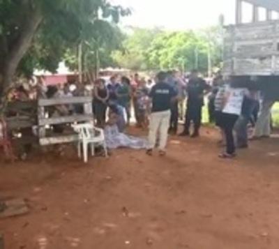 Un fallecido y dos personas heridas tras atentado en Amambay
