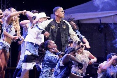 """Daddy Yankee en la """"Nueva Olla"""""""