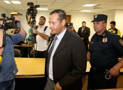 El suboficial Osorio recuperó su libertad