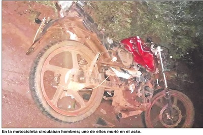 Muere en accidente tras circular a contramano
