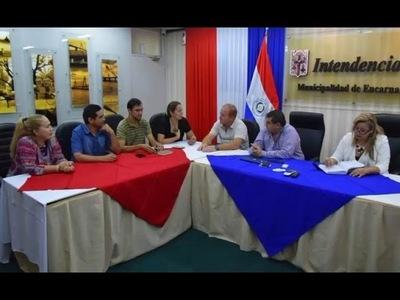 COORDINAN ACCIONES PARA PRESERVAR EL ARROYO POTI´Y