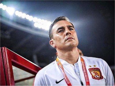 Fabio Cannavaro dirigirá a la selección china