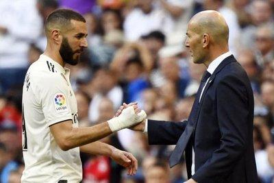 Zidane regresa al Real Madrid con un triunfo