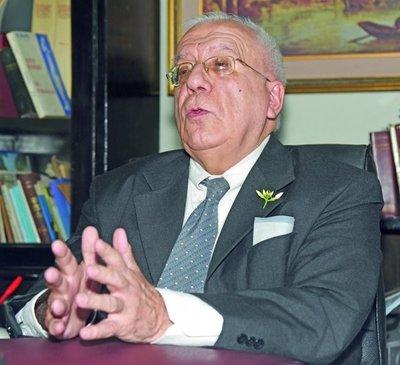 Pedro Gamarra Doldán: Un investigador permanente