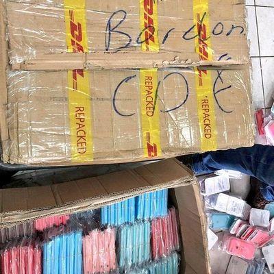 Fiscalía incauta en CDE productos falsificados