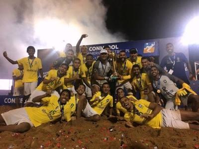 Brasil bicampeón de la CONMEBOL Liga Sudamericana de Fútbol Playa