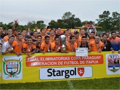 Copa Paraguay: Athletic grito campeón en Itapúa