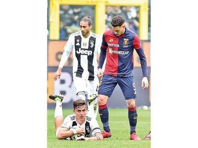 La Juve pierde ante el Genoa del Tonny