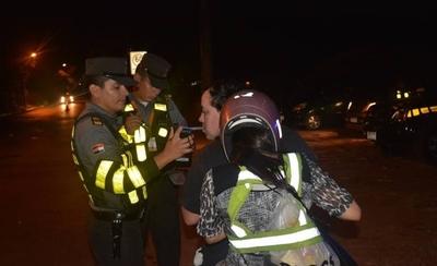 HOY / Caminera retuvo a 362 alcoholizados en rutas