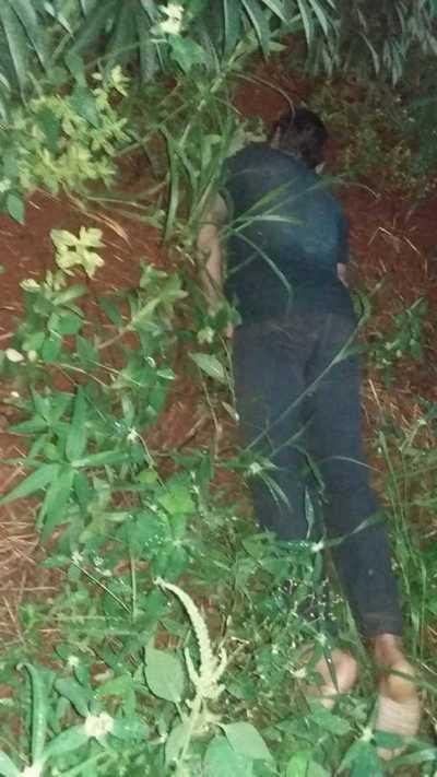 Hallan cadáver de hombre electrocutado en Hernandarias