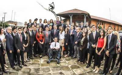 Universidad Taiwán- Paraguay inicia sus clases buscando potenciar el desarrollo del país