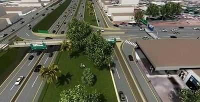 Otorgan acuerdo para financiar las obras del km 7 de CDE