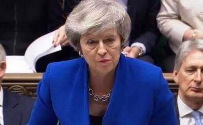 Theresa May, a nueva votación sobre su acuerdo con la UE