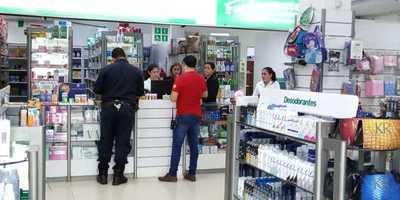 Asaltan farmacia en CDE