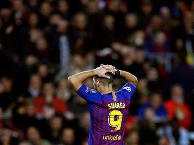 Luis Suárez, baja entre 10 y 15 días, no se incorporará con Uruguay