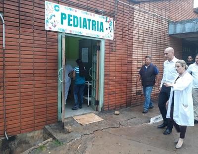 Ministerio de Salud dispone de medidas de contingencia para Hospital de Calle'i