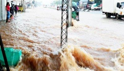 MOPC está terminando diseño de desagüe pluvial del metrobús