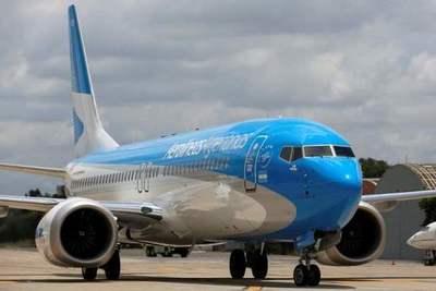 Argentina cierra su espacio aéreo para los Boeing 737 Max 8 y 9