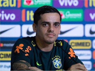 Fágner, del Corinthians, sustituye a Daniel Alves para amistosos de Brasil