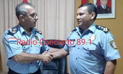 Asume nuevo director de Policía del Alto Paraná