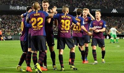 """Pochettino: """"Si hay un favorito, es el Barça"""""""