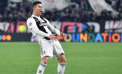 HOY / UEFA analiza la gravedad en el festejo de CR7