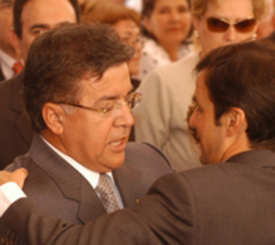 Hijo de Argaña exige G. 2.000 millones por supuesto fraude electoral